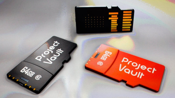 This MicroSD Card Has Entire Secure Computer Inside It