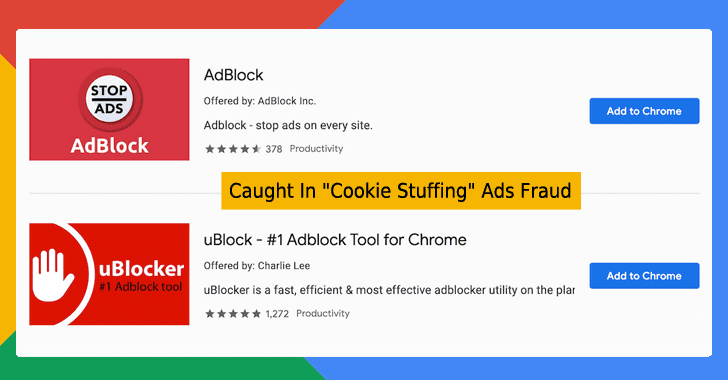 Two Widely Used Ad Blocker Extensions for Chrome Caught in Ad Fraud Scheme