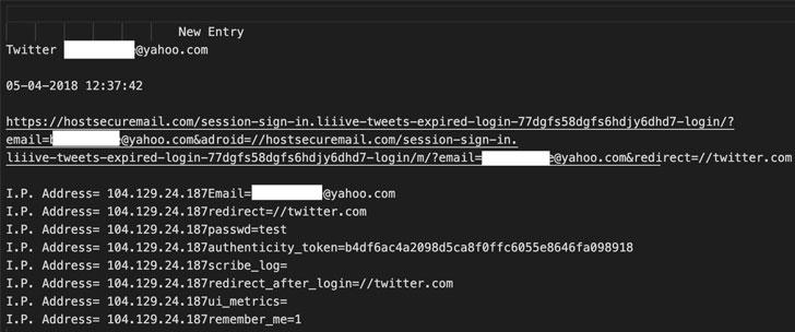 phishing-page