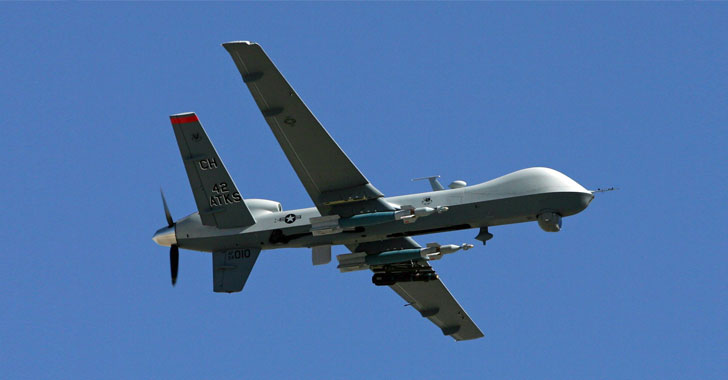 Hacker Sold Stolen U.S. Military Drone Documents On Dark Web For Just $200