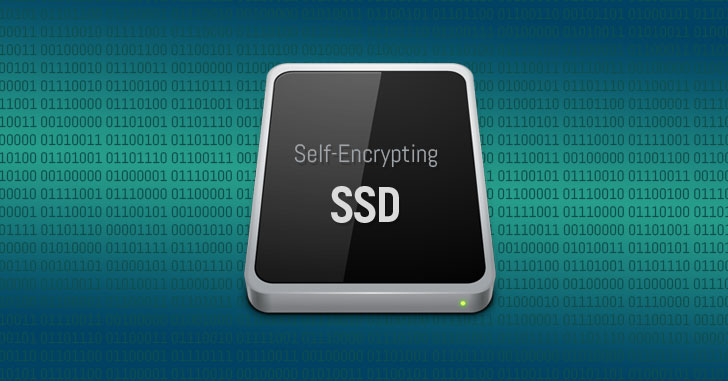 Flaws in Popular Self-Encrypting SSDs Let Attackers Decrypt Data