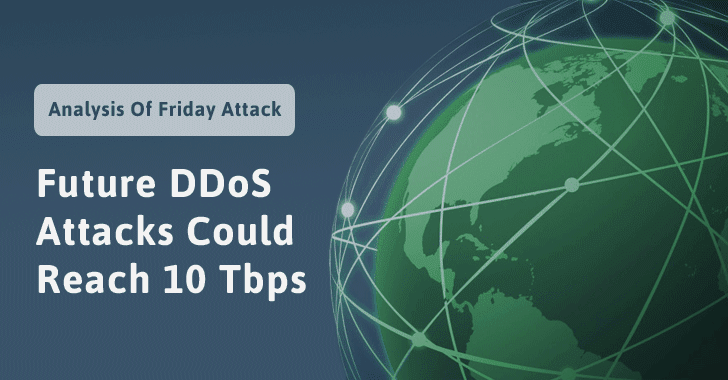 Friday's Massive DDoS Attack Came from Just 100,000 Hacked IoT Devices