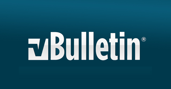 [Unpatched] Critical 0-Day RCE Exploit for vBulletin Forum Disclosed Publicly