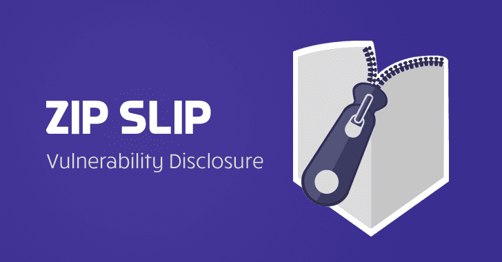 'Zip Slip' Vulnerability Affects Thousands of Projects Across Many Ecosystems