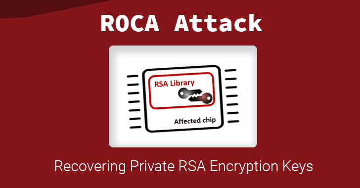 Serious Crypto-Flaw Lets Hackers Recover Private RSA Keys Used in Billions of Devices