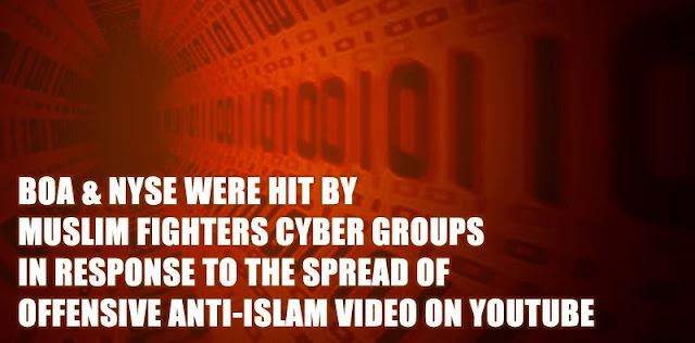 Bank of America Website under Cyber Attack from Islamic Hackers