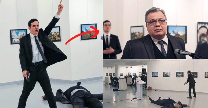 Russia Wants Apple to Unlock iPhone belonging to Killer of Russian Ambassador