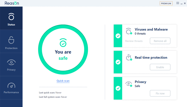 Reason Antivirus