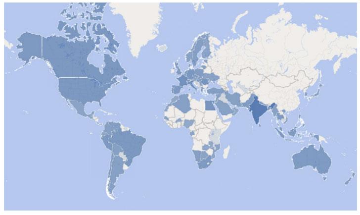 live malware map
