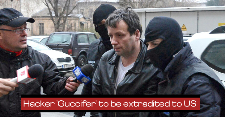 'Guccifer,' who Hacked former President, to be extradited to the US