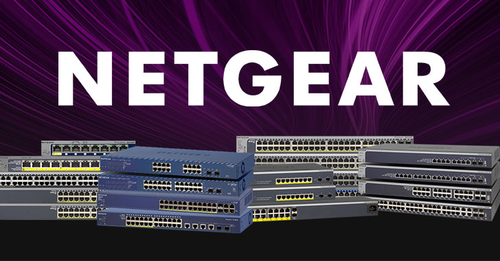 Third Critical Bug Affects Netgear Smart Switches — Details and PoC Released