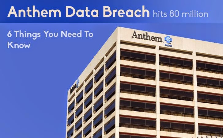 Anthem Data Breach — 6 Things You Need To Know