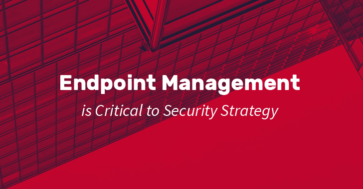 endpoint management cybersecurity