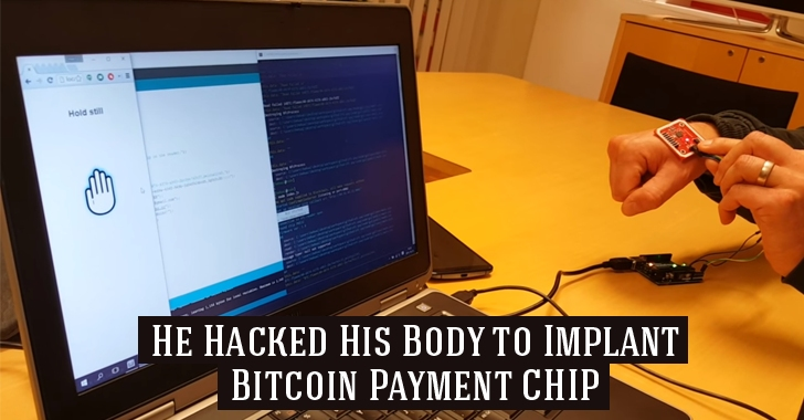 hacker Bitcoin mining chips