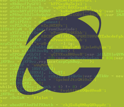 Internet Explorer zero-day vulnerability actively being exploited in the wild