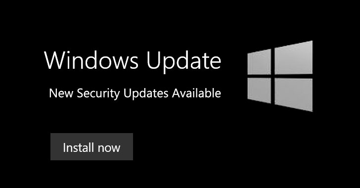Latest Microsoft Windows Updates Patch Dozens of Security Flaws