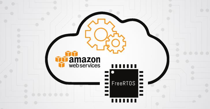 amazon freertos iot operating system
