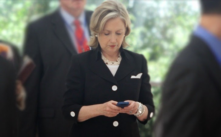 Hillary Clinton's Phone Intercepted by German intelligence Agency