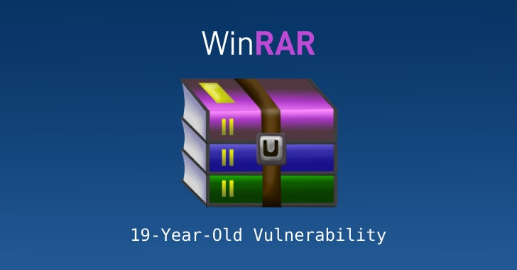 Warning: Critical WinRAR Flaw Affects All Versions Released In Last 19 Years
