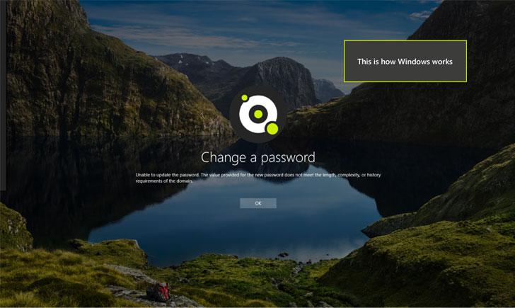 Password Change Frustrations