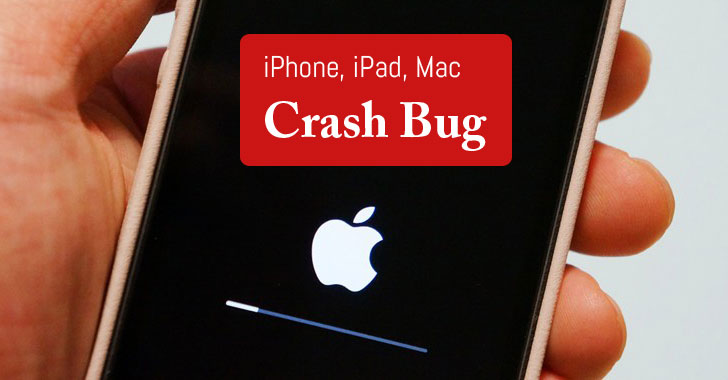 iphone hack crash phone
