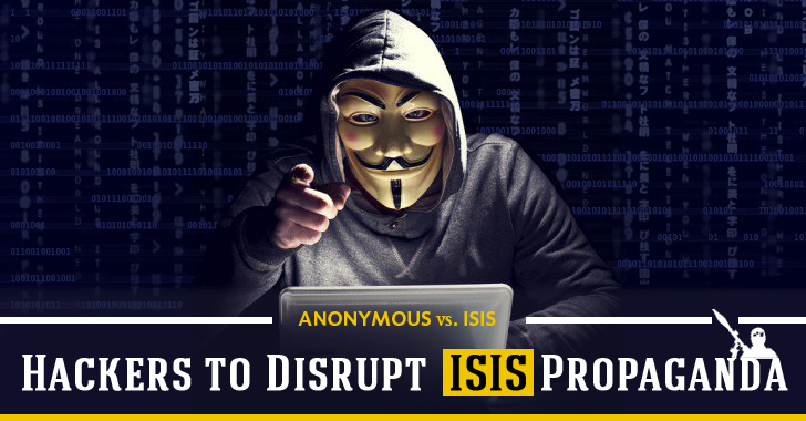 Hey ISIS! Check Out How 'Idiot' Anonymous Hackers Can Disrupt your Online Propaganda