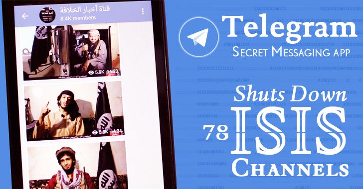 telegram-isis-channels