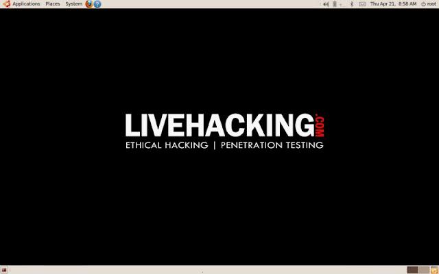 Live Hacking DVD v1.3 Beta - Download !