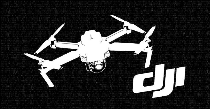 dji drone hacking