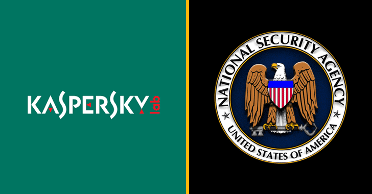kaspersky labs nsa data leak
