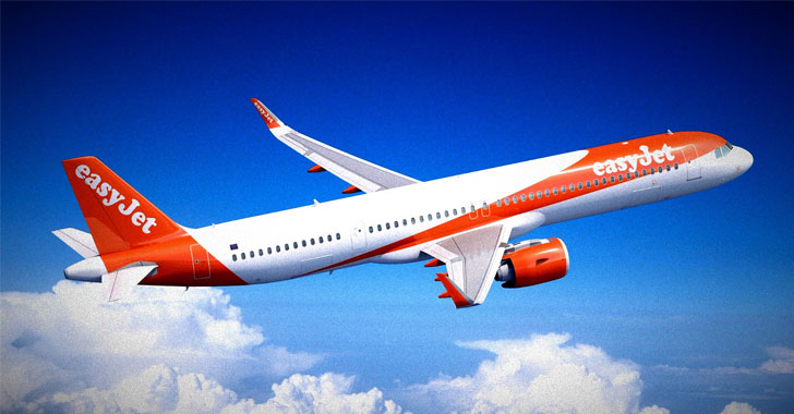 British Airline EasyJet Suffers Data Breach Exposing 9 Million Customers' Data