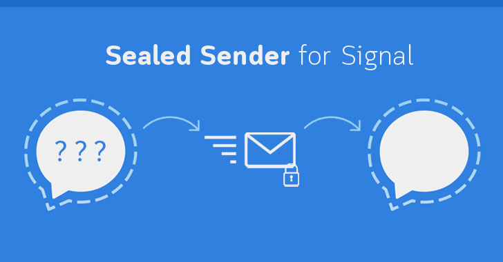 Signal Secure Messaging App Now Encrypts Sender's Identity As Well