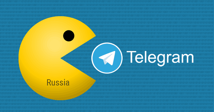 Russia Threatens to Ban Telegram Messaging App, Says It Was Used By Terrorists