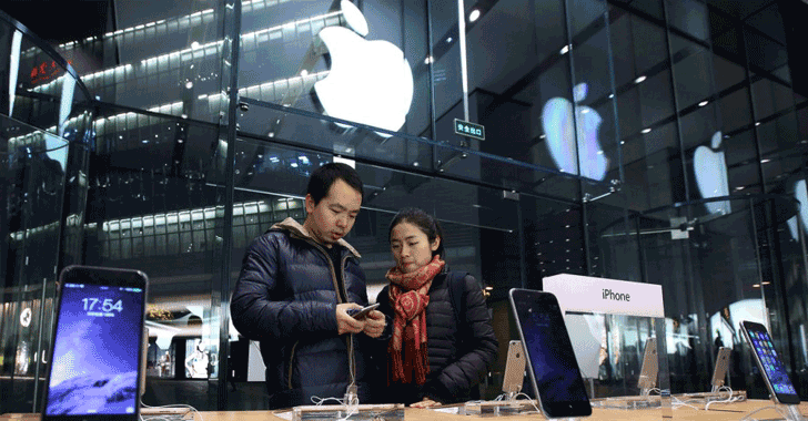 22 Apple Distributors Arrested for Selling Customers' Data in $7.4 Million