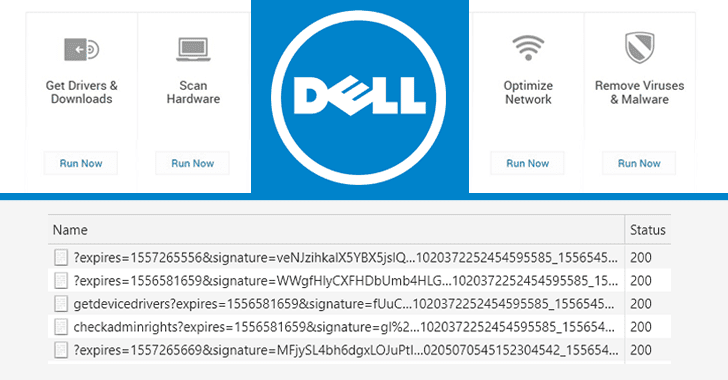 dell supportassist hack