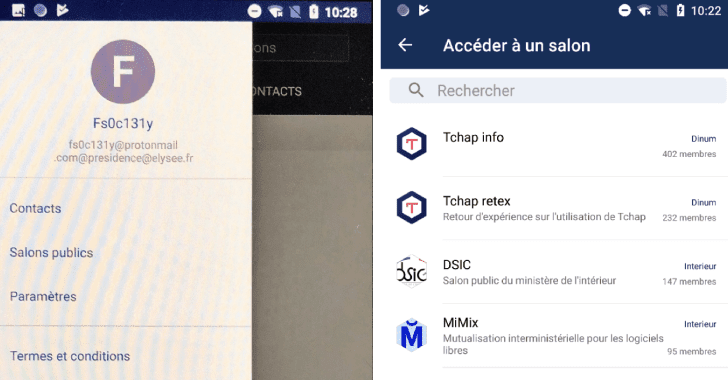 Hacker Breaks Into French Government's New Secure Messaging App