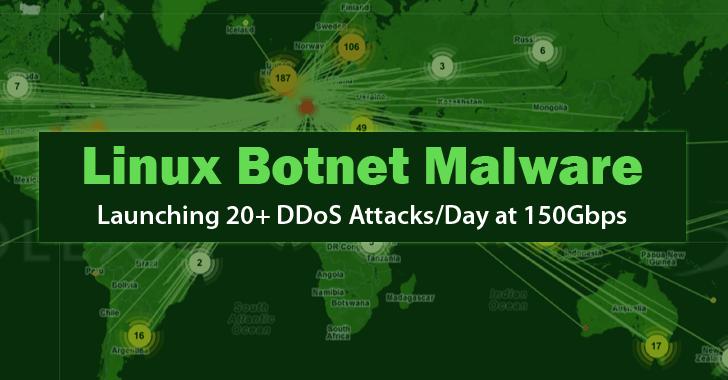 New Botnet Hunts for Linux