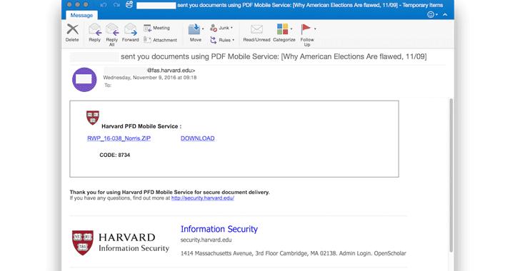 spear-phishing-attack