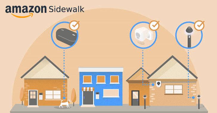 Amazon Sidewalk WiFi Share