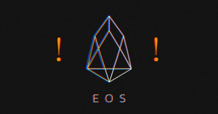 Critical RCE Flaw Discovered in Blockchain-Based EOS Smart Contract System