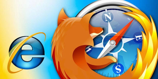 Mozilla recommended to use only Open Source Browsers to keep Surveillance Gangs Away