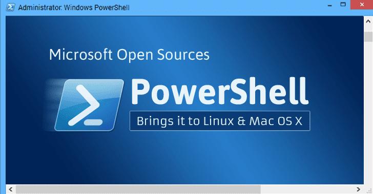 microsoft-powershell-open-source
