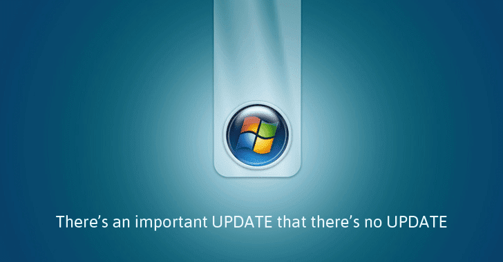 Microsoft Started Blocking Windows 7/8.1 Updates For PCs Running New Processors