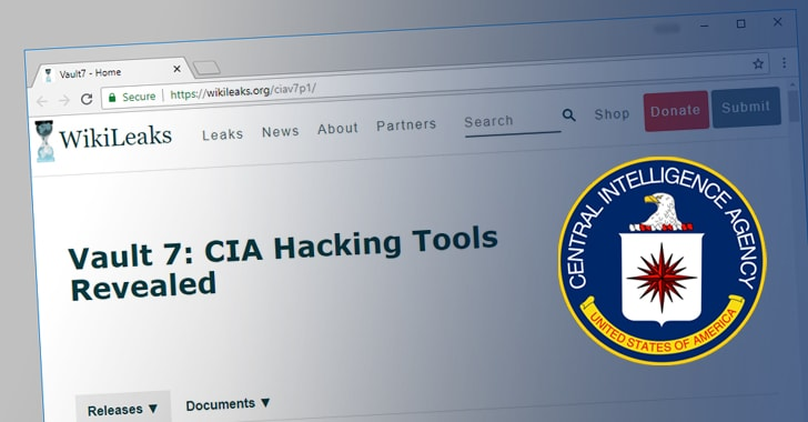 Ex-CIA employee charged with leaking 'Vault 7' hacking tools to Wikileaks