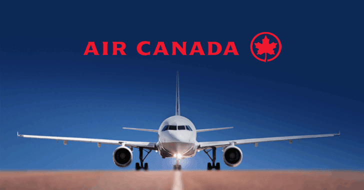 Air Canada Suffers Data Breach — 20,000 Mobile App Users Affected