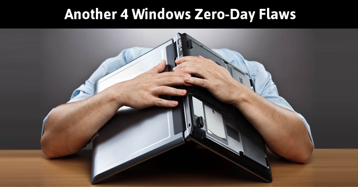 Microsoft Issues Patches for Another Four Zero-Day Vulnerabilities