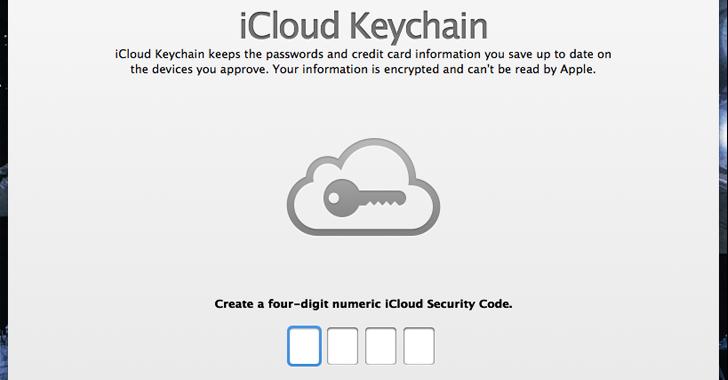 Apple-iCloud-Keychain-Security