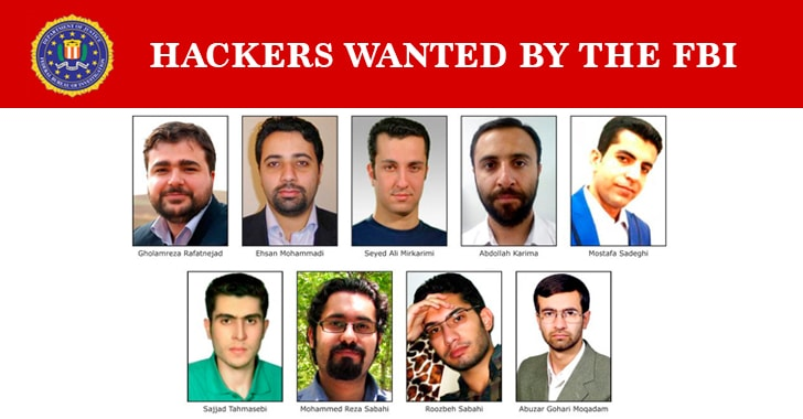 U.S. Charges 9 Iranians With Hacking Universities to Steal Research Data