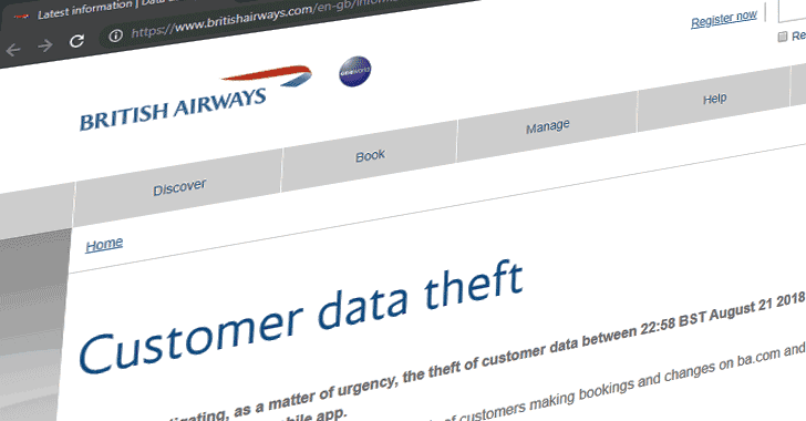 British Airways Fined £183 Million Under GDPR Over 2018 Data Breach
