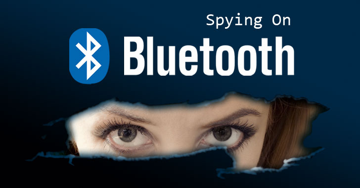 bluetooth spying vulnerability
